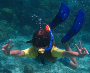 kid daily trip in koh haa