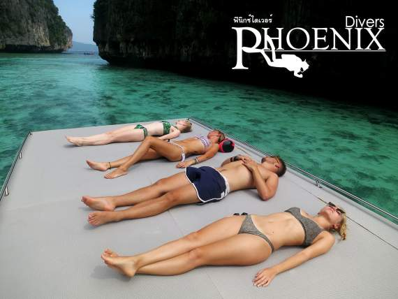 Snorkeling Koh Lanta with comfly speedboat