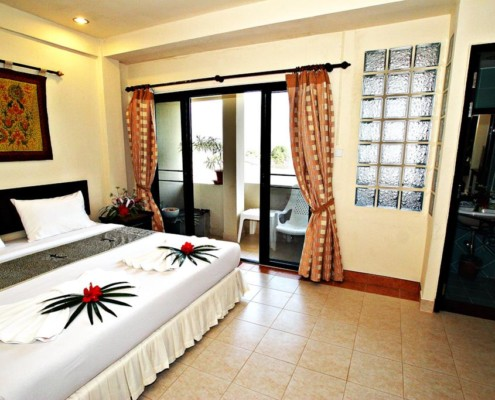 Diving Accomodation Package