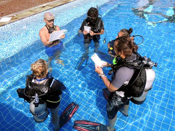 padi idc instructor course koh lanta thailand