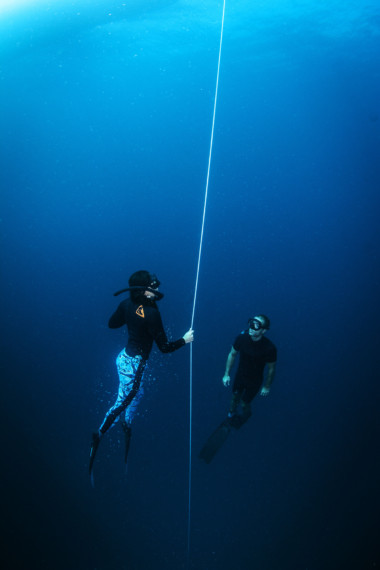 freediving instructor course in koh lanta thailand