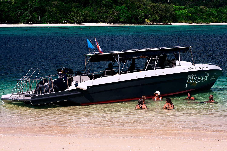 snorkeling tour koh lanta