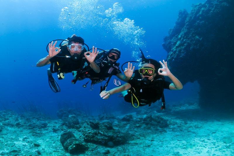 discover diving koh lanta